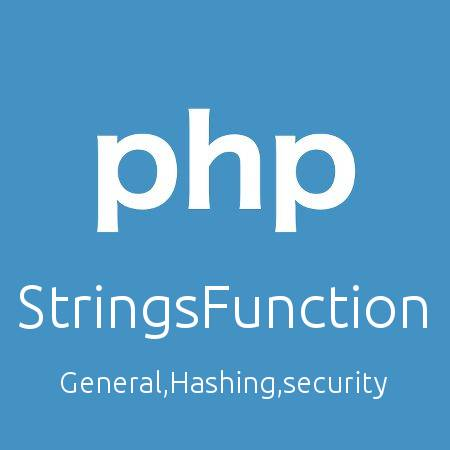strings-function in php