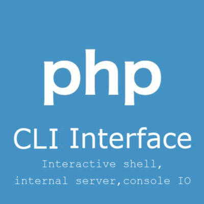 php command line feature