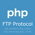 ftp-protocol-in-php