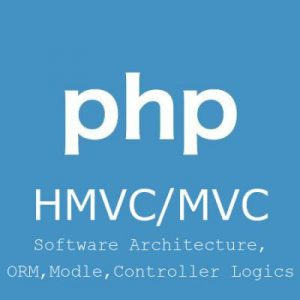 معماری های MVC/HMVC
